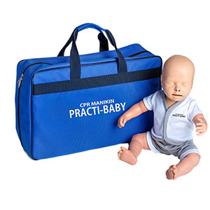 practi-baby with bag single unit