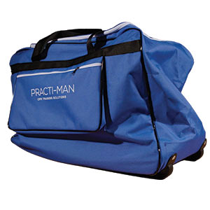 multi-pack wheeled bag